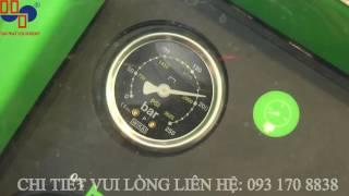 Máy rửa xe áp lực cao nóng lạnh IPC H90 ITALIA