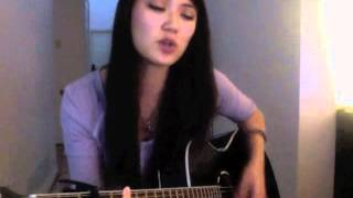 Because of you - Neyo (acoustic cover by Amanda Ashley)