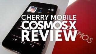 vuclip Cherry Mobile Cosmox X Video Review - 9,999 HD Super Amoled Screen 1.2GHz Quad Core Mediatek