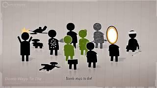 Repeat youtube video Portal - Dumb Ways To Die (Russian Version)