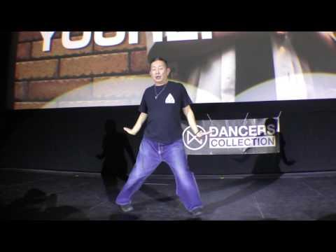 YOUHEI (MIXUP / 黒船)  JUDGE DEMO / D-PRIDE vol.3 POP DANCE BATTLE