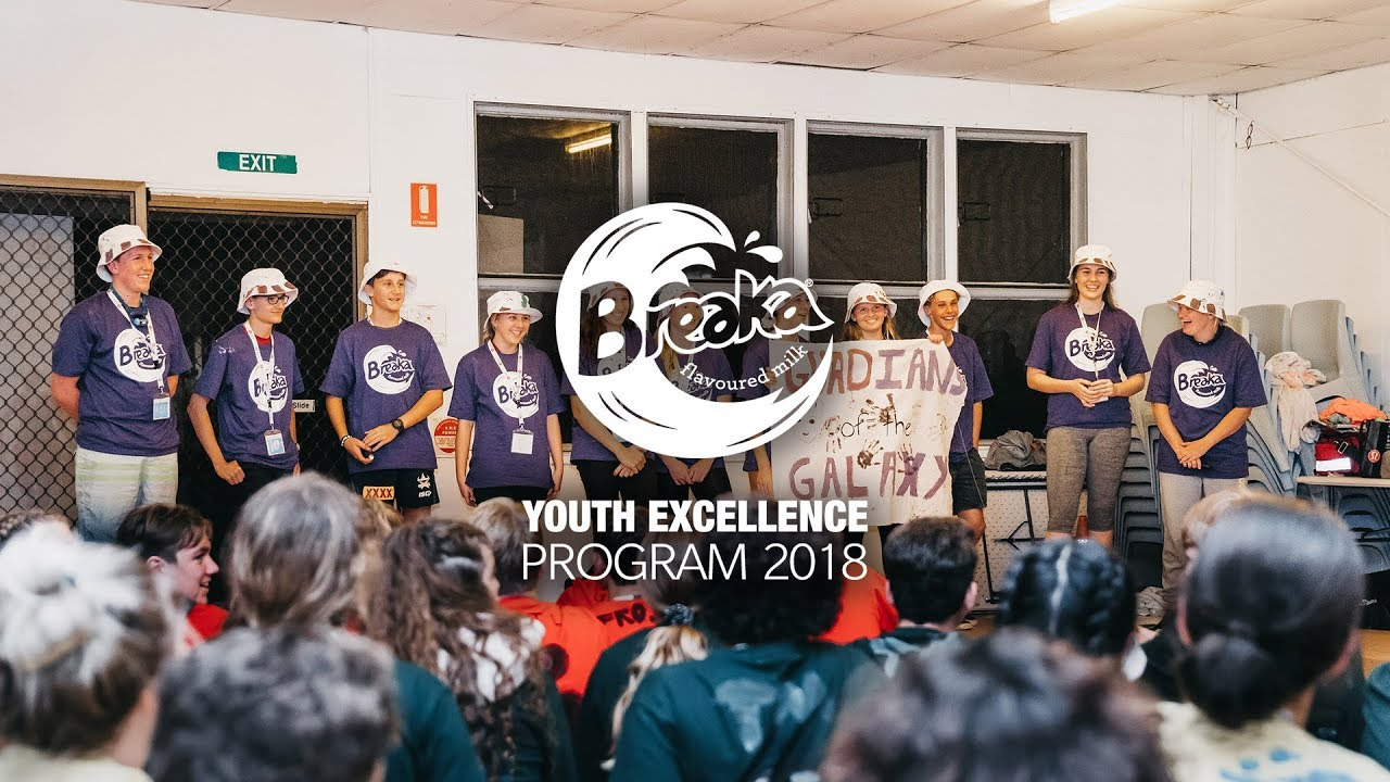 2018 Breaka Youth Excellence Program