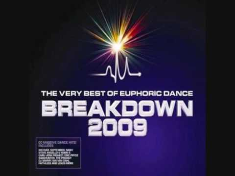 Euphoric Dance Breakdown Presents - Steve Angello And Laidback Luke Feat Robin S -  Show Me Love