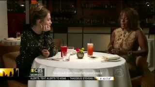 Jennifer Lopez on 'CBS This Morning' 25/1/13