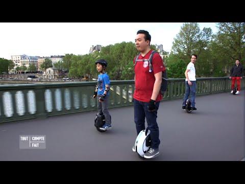 Les nouveaux modes de transport - Tout Compte Fait