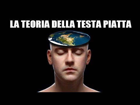 La teoria della testa piatta