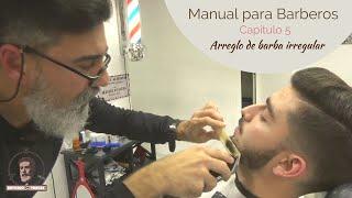 Керівництво для Перукарі: Глава 5 - виправлення борода нерівномірно
