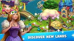 Fairy Kingdom: World of Magic Android Gameplay (HD)