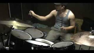Blue Oyster Cult - Dominance and Submission - Drum Cover