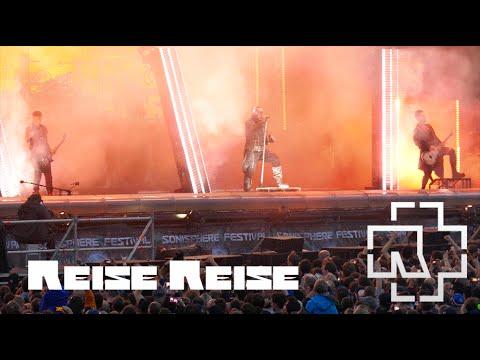 Rammstein live in Luzern 2016 - Reise Reise