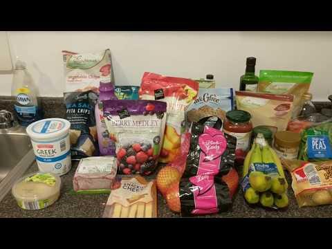 Aldi Grocery Haul | Healthy & Organic