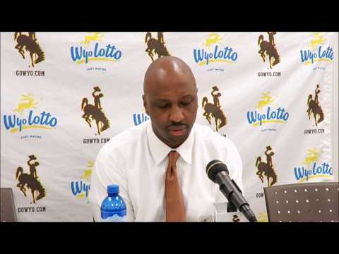 Wyoming Coach Allen Edwards Discusses Loss To New Mexico