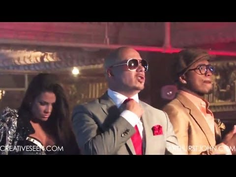 Pitbull - Give Me Everything - Behind The Scenes