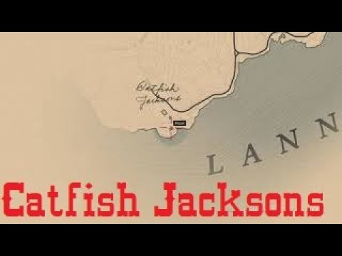 Catfish Jacksons Home Robbery Location In Red Dead Redemption 2