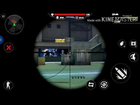 Download QBU88 sniper weapon  shooting  ...level (5-11)