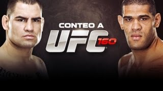 Conteo Regresivo a UFC 160: Cain Velasquez vs. Antonio Silva thumbnail