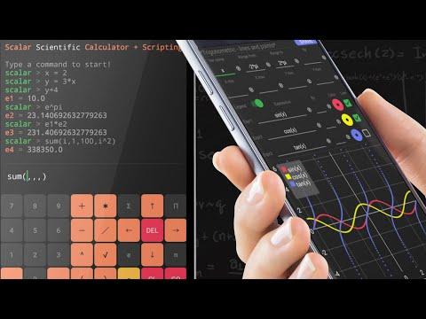 Scalar Scientific Calculator