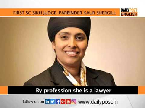 First Sikh woman appointed as judge in Canada