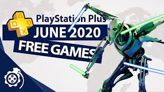 HUGE UPDATE! PlayStation Plus (PS+) June 2020