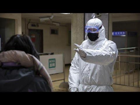 euronews (en español): China declara el nivel máximo de alerta sanitaria en Pekín y Shangái