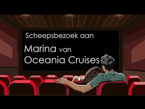 Marina van Oceania Cruises