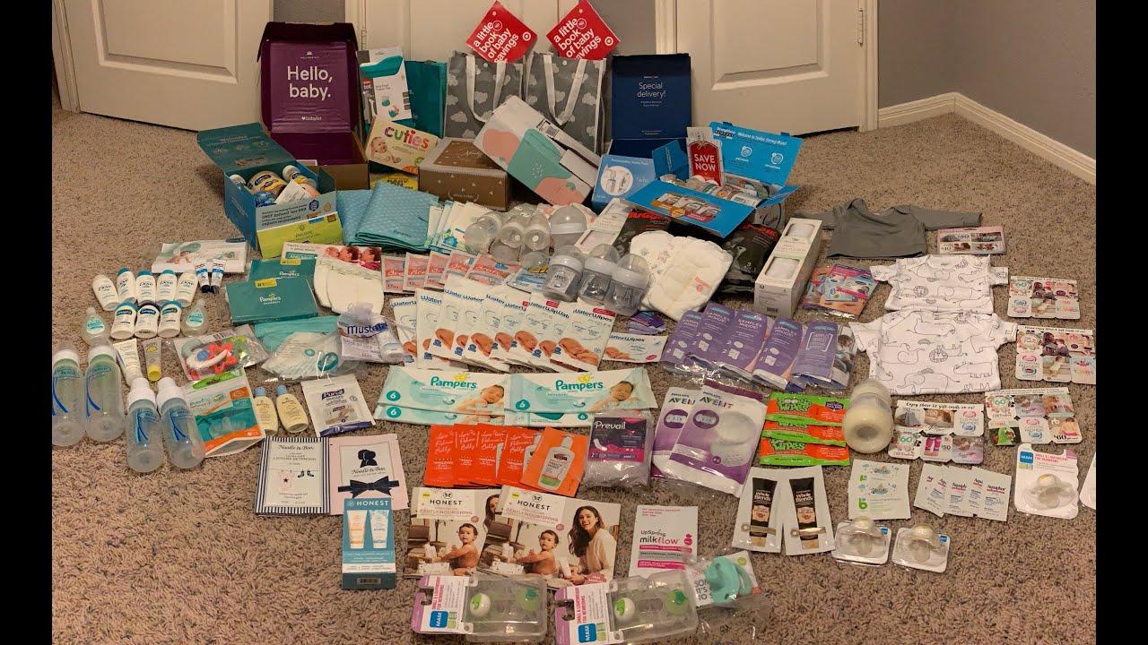 **2019-2020 Baby Registry Freebies!!!** |||PART 3 of 4 ...