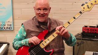 Learning the chords/ arpeggios, on your bass, is number one.related lessons: walking 1 . https://www./watch?v=vzwkdxgkvjq&t=6s 2 ...
