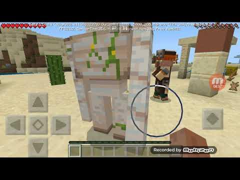 Minecraft 3. Bölüm Yeni Köy