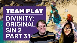 Let's Play Divinity Original Sin 2 | Part 31: Worst. Genie. Ever.