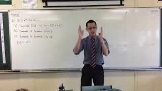 Reviewing Factors of Functions (1 of 3: Factorising f(x), f(x+2) & f(x-2))