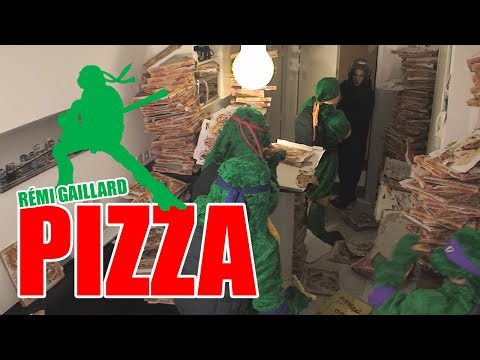 TEENAGE MUTANT NINJA TURTLES (REMI GAILLARD)