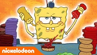 SpongeBob SquarePants | Master Patty | Nickelodeon Bahasa