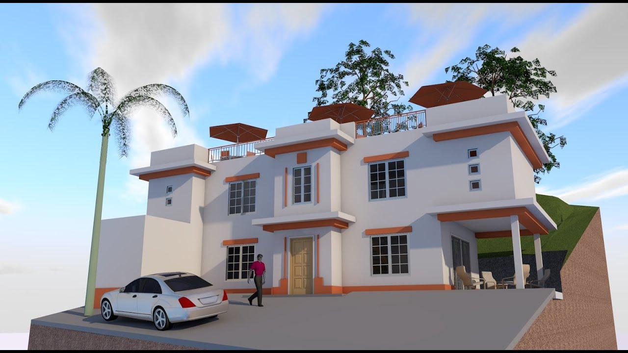 Haiti House Designs