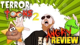 Terror Toons 2 - Horror Movie Review - Angered Beast Reviewer - Episode 5