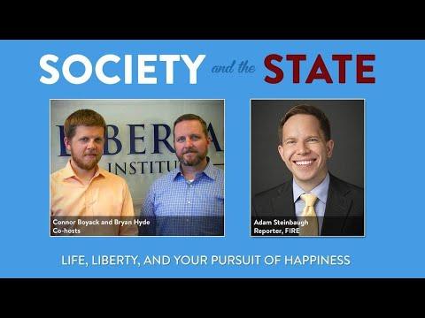 35: Adam Steinbaugh on Freedom of Speech on Campus