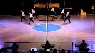 AK kent crew - Street Dance Show Adults Small Group - European Street Dance Show Championship 2014
