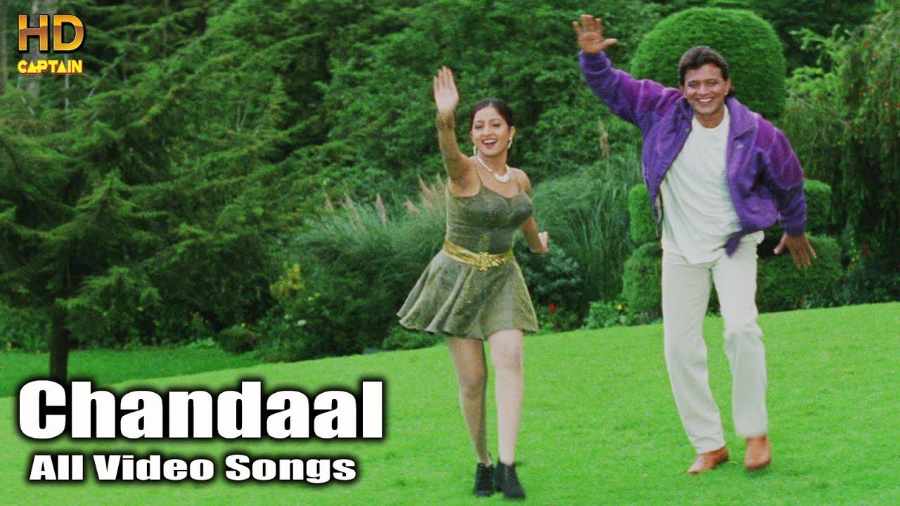 Mithun Chakraborty Chandaal All Songs | Popular Hindi Songs