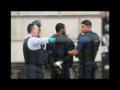 شاهد: الشرطة البريطانية تلقي القبض على متهم بالعمل لصالح حركة طالبان…