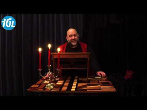 KulturKurier: Gerd J. Pohl liest Edgar Allan Poe