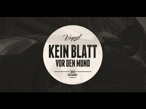 Veysel - KEIN BLATT VOR DEN MUND (produziert von m3) | 43 THERAPIE ab sofort im Handel