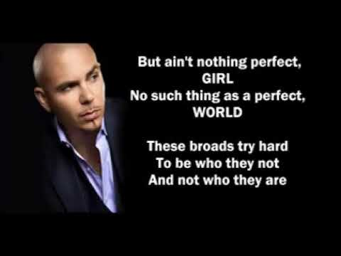 pitbull options lyrics video ft  stephen marley h264 216191