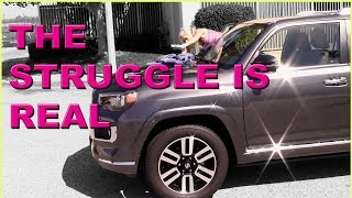 SUVs, From a Short Girl's Perspective | Car Wash