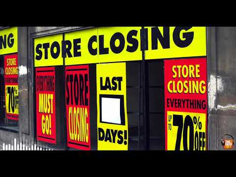 Is the high street shopping experience coming to an end??