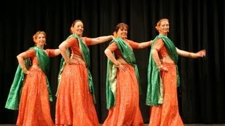 Bollywood Dance vom Bollywood Ensemble Asita Say Shava Shava