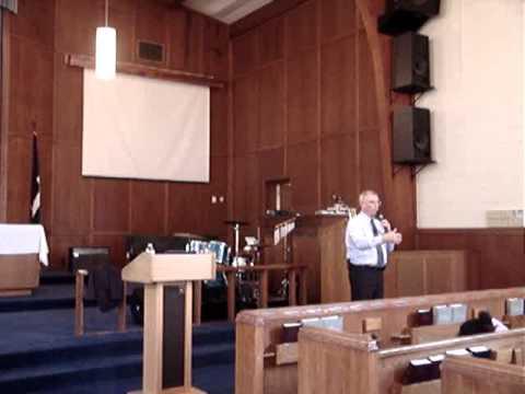 Ft Meade Apostolic Service, 3 Nov 2013