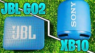 JBL GO2 vs SONY SRS XB10 Który Głośnik Kupić do 200zł?