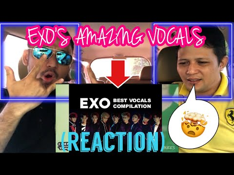 EXO'S AMAZING VOCALS, NYANYINYA PAKE URAT‼️ (reaction)