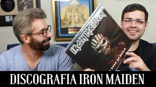 Analisando a discografia do Iron Maiden | Conversa de Botequim | Alta Fidelidade