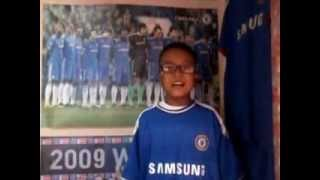Chelsea Anthem song by 8 year old nepali boy