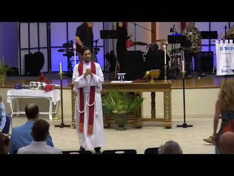 Complete Palm Sunday Service , CFW,  March 25, 2018